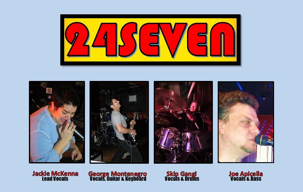 24 Seven Band