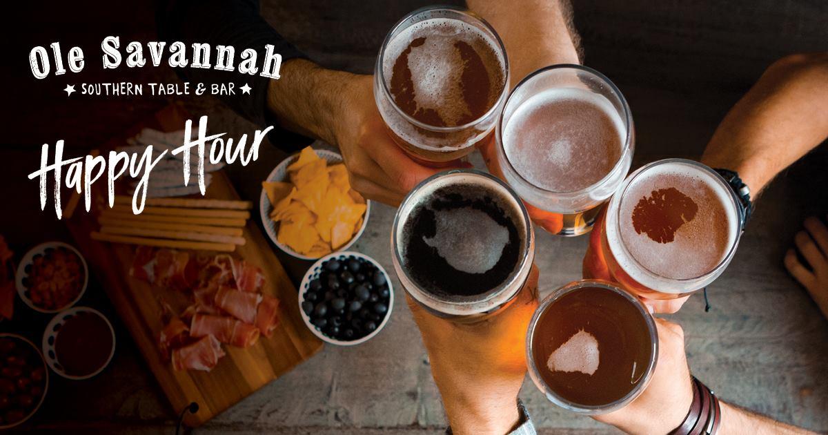 Ole Savannah Southern Table and Bar