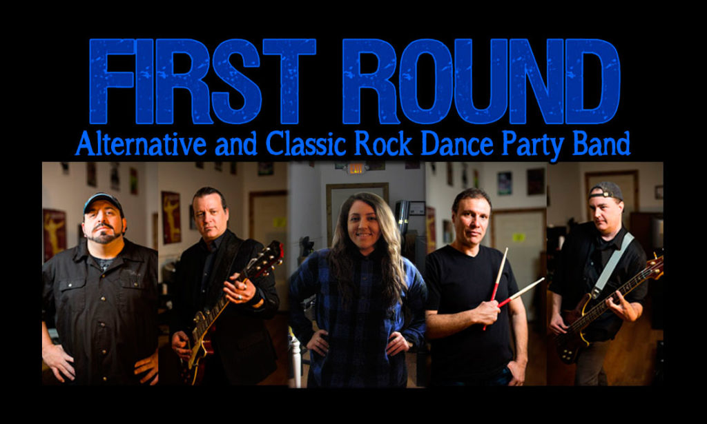 First Round Band - Playing All The Best Non-Stop Danceable Rock Medleys