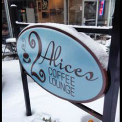 2 Alices Coffee Lounge of Cornwall