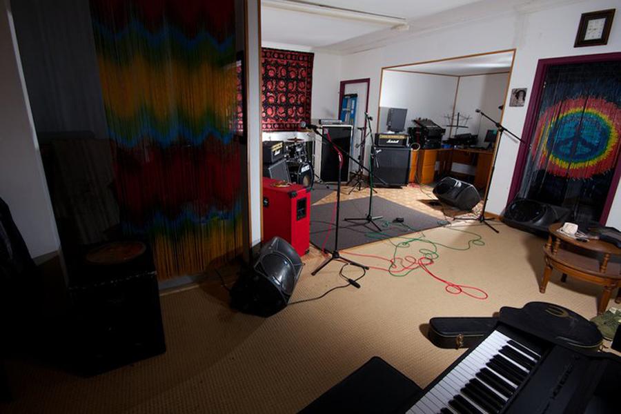 The Hodge Podge Music Rehearsal Studio
