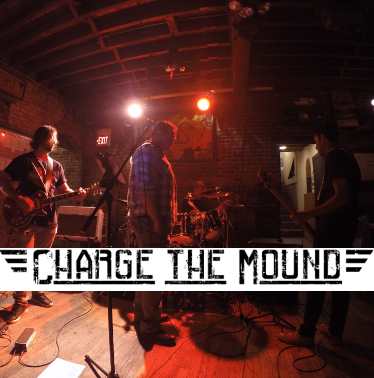 Charge The Mound Band